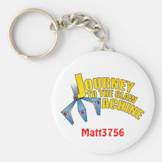 New Journey to the claw title Keychain