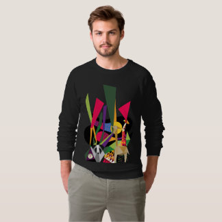 NEW Jungle Joy Popular Design by Raluca Nedelcu Sweatshirt
