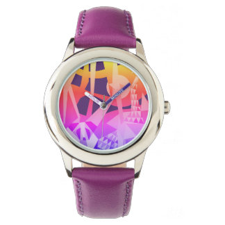 NEW Jungle Joy Popular Design by Raluca Nedelcu Watch