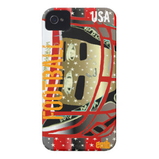 New Kids Football Art iPhone 4S & 4 Case Xmas Gift
