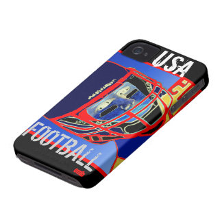 New Kids Football Art iPhone 4S & 4 Case Xmas Gift iPhone 4 Cover