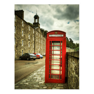 New Lanark Postcard
