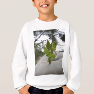 New life idea concept sweatshirt