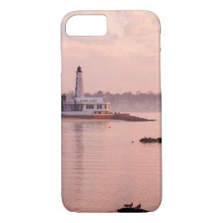 New London Harbor Light iPhone 8/7 Case