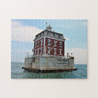 New London Ledge Lighthouse, Connecticut Puzzle