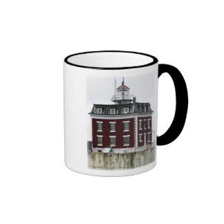 New London Ledge Lighthouse Ringer Mug