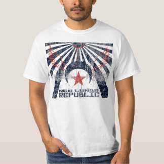 New Lunar Republic Flag T-Shirt