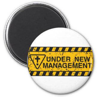 new management magnet