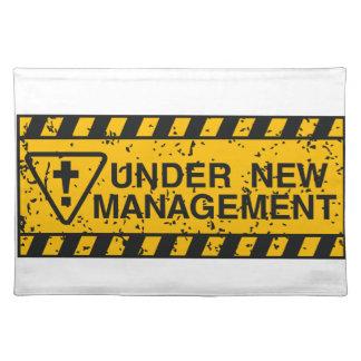 new management placemat