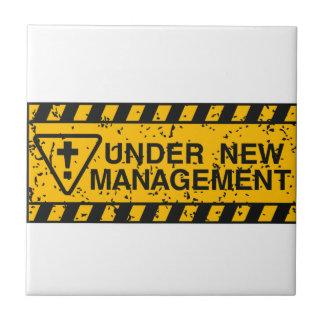new management tile