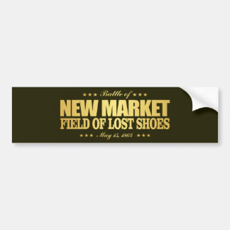New Market (FH2) Bumper Sticker