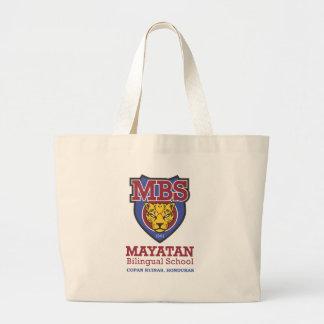 New Mayatan Logo Large Tote Bag