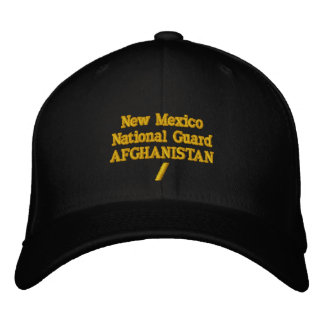 New Mexico 6 MONTH TOUR Embroidered Hat