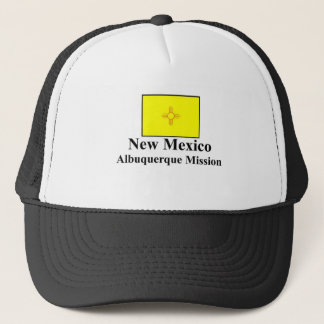 New Mexico Albuquerque Mission Hat