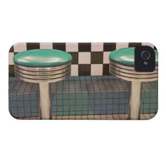 New Mexico, Albuquerque. The 66 Diner along iPhone 4 Case