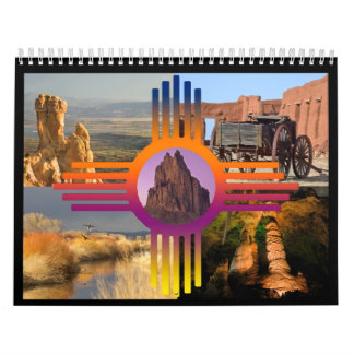 New Mexico (and Places West) Calendar
