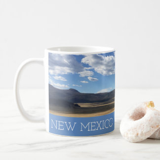 New Mexico Beautiful Blue Sky and Mountains Mug