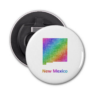 New Mexico Bottle Opener