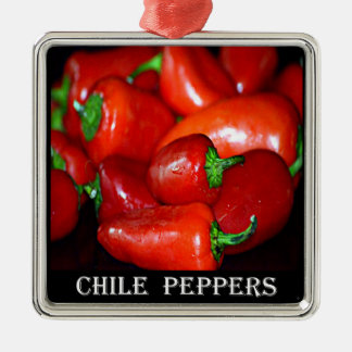 New Mexico Chili Peppers (Chile) Ornament