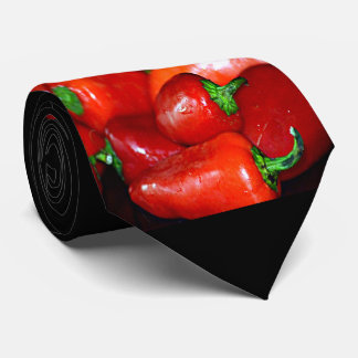 New Mexico Chili Peppers (Chile) Tie
