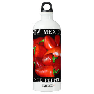 New Mexico Chili Peppers (Chile) Water Bottle