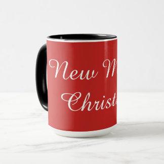 New Mexico Christmas Mug