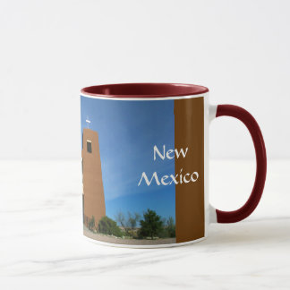 New Mexico Church Mug