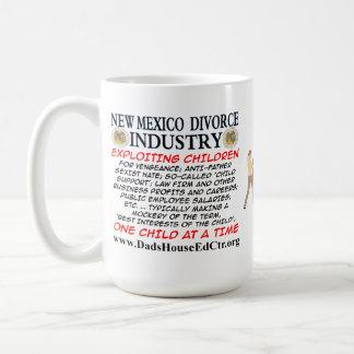 New Mexico Divorce Industry. Basic White Mug