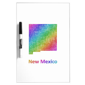New Mexico Dry Erase Boards