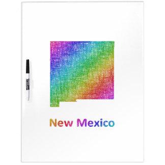 New Mexico Dry Erase Whiteboard