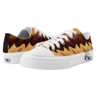 New Mexico Fire ZIPZ® Sneakers