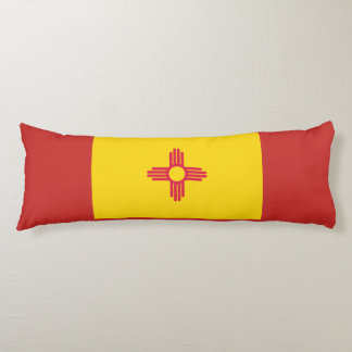 New Mexico Flag Body Pillow