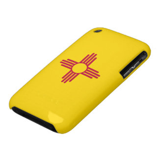 New Mexico Flag iPhone 3 Case-Mate Cases