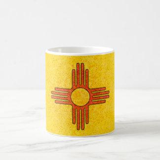 NEW MEXICO FLAG COFFEE MUG