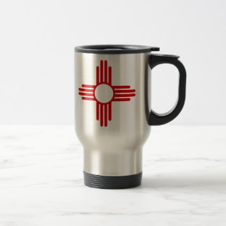 New Mexico Flag Coffee Mug