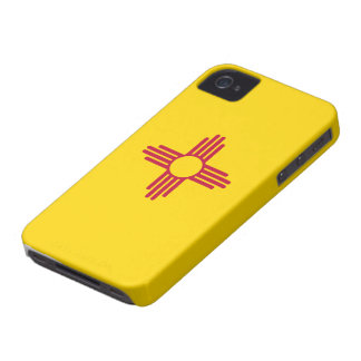 New Mexico Flag iPhone 4 Cover