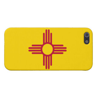 New Mexico Flag iPhone 5/5S Cover