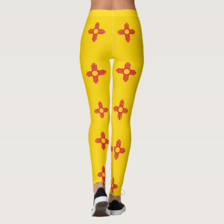 New Mexico flag Leggings