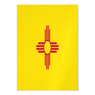 New Mexico Flag Magnetic Card