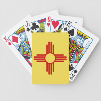 New Mexico Flag Playing Cards
