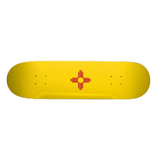 New Mexico Flag Skate Board Deck