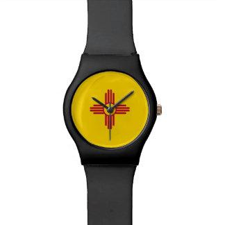 New Mexico Flag Wristwatches