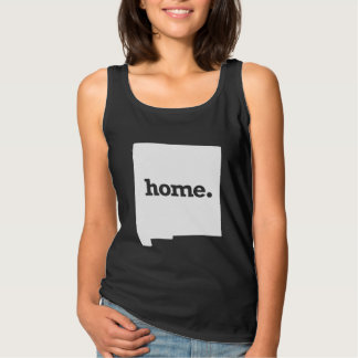 New Mexico Home Basic Tank Top