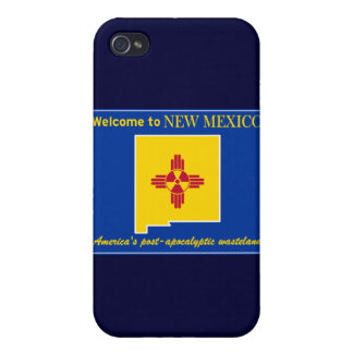 New Mexico iPhone 4 Cover