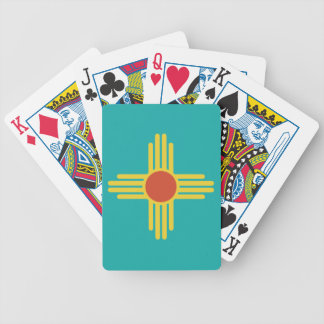 New Mexico License Plate Playing Cards