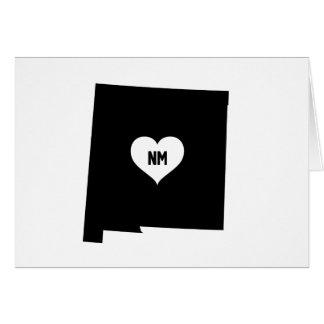 New Mexico Love Card