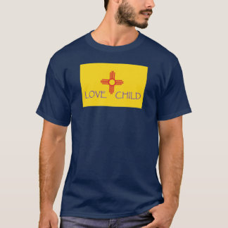 New Mexico Love Child Men's Shirt