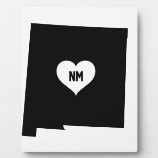 New Mexico Love Plaque
