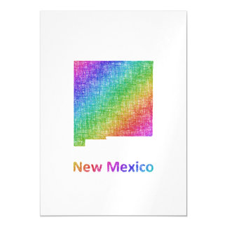 New Mexico Magnetic Card