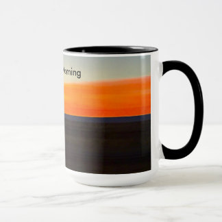 New Mexico Morning, 2015 Mug